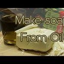 Soap From Oil in 1 Minute (Cold Process)