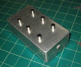 Passive 3 Input Stereo Mixer