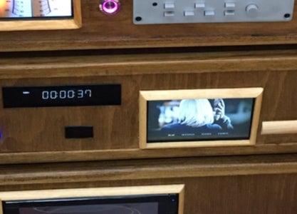 (HD)DVD Player Unit