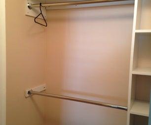 Updated Closet Storage