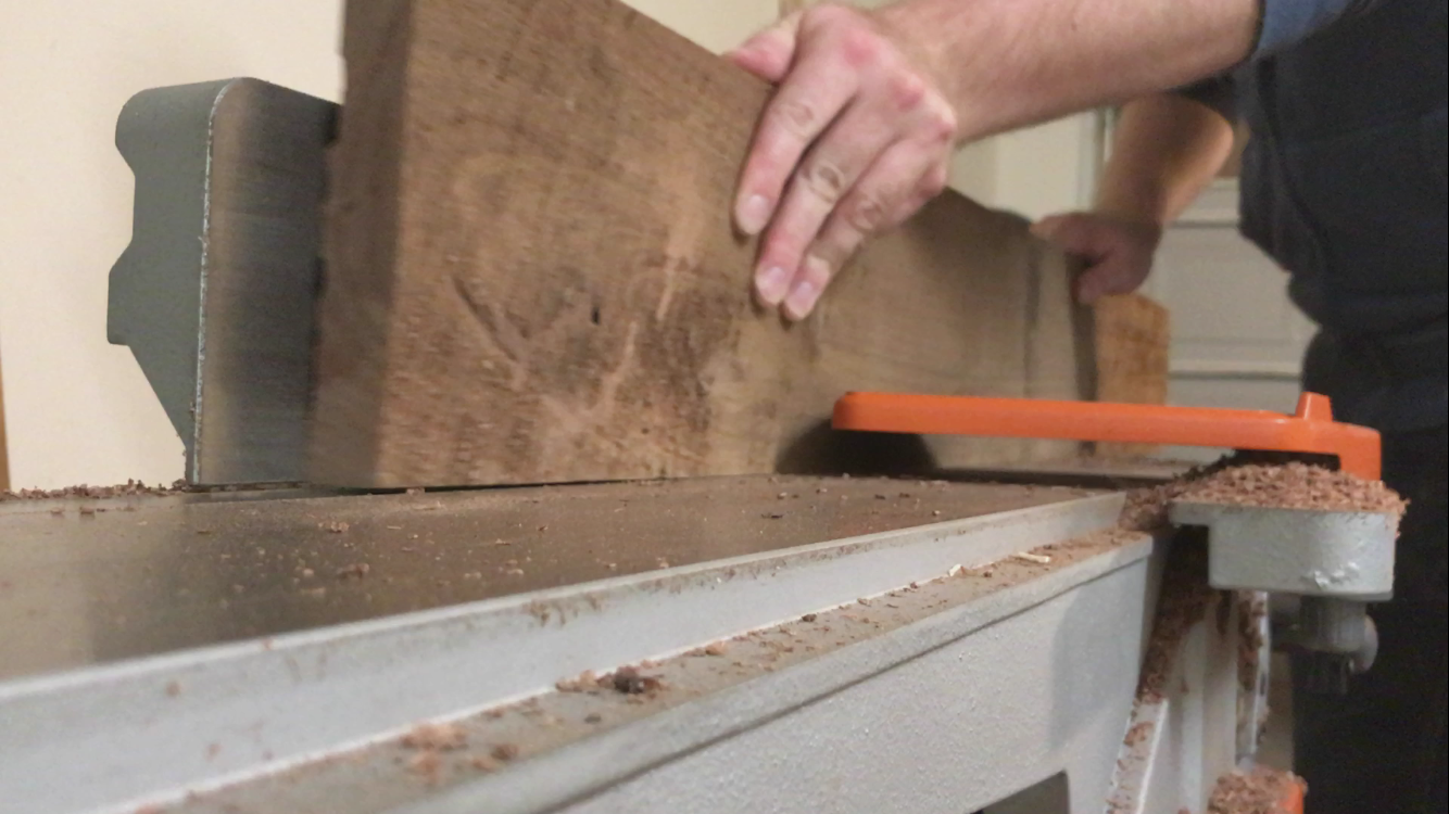Picture of Dimensioning the Lumber 3/5