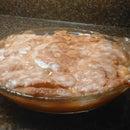 Crispy Crust Peach Cobbler