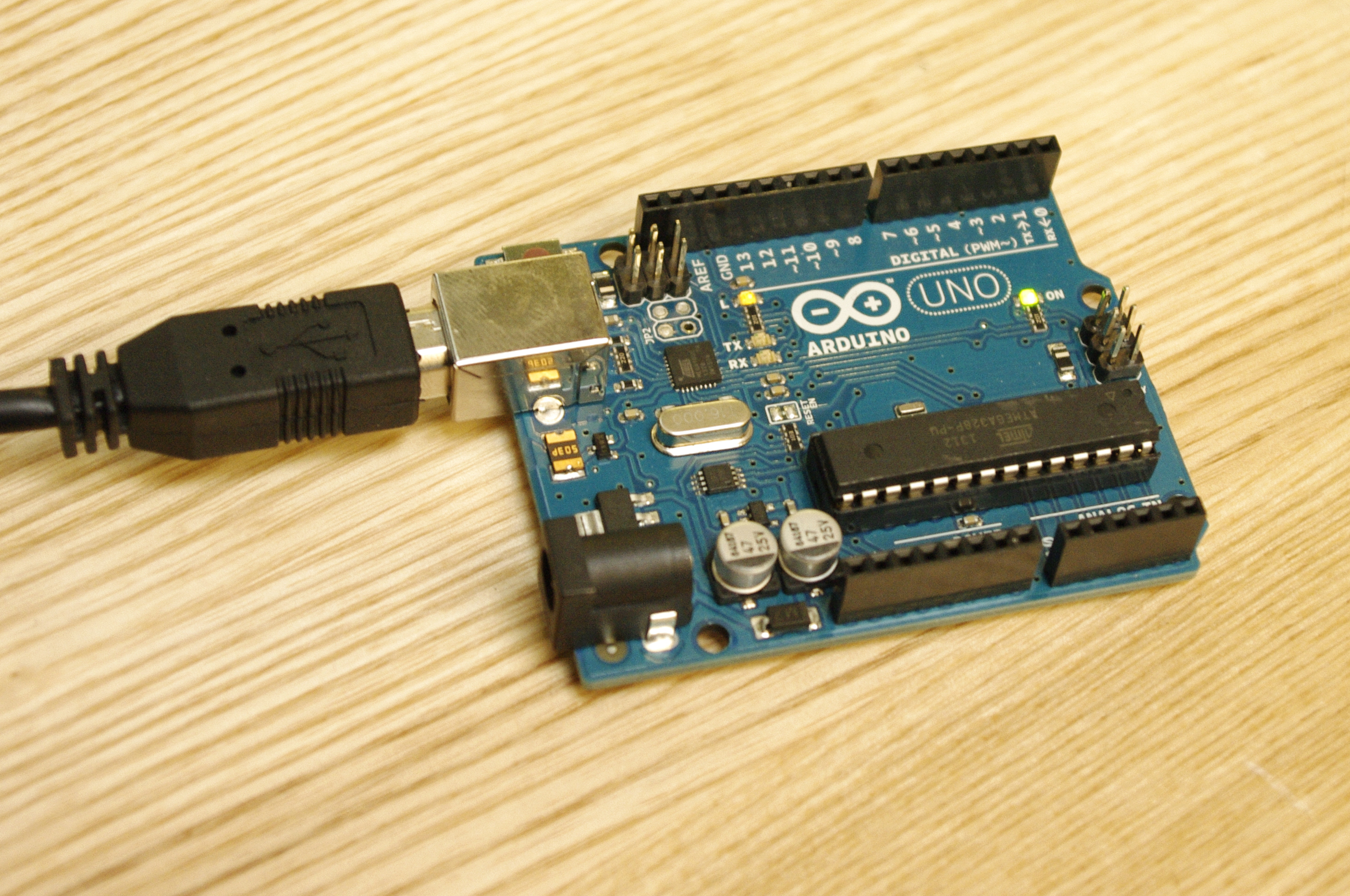 Picture of Program the Arduinos