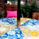 Patio Lounge table