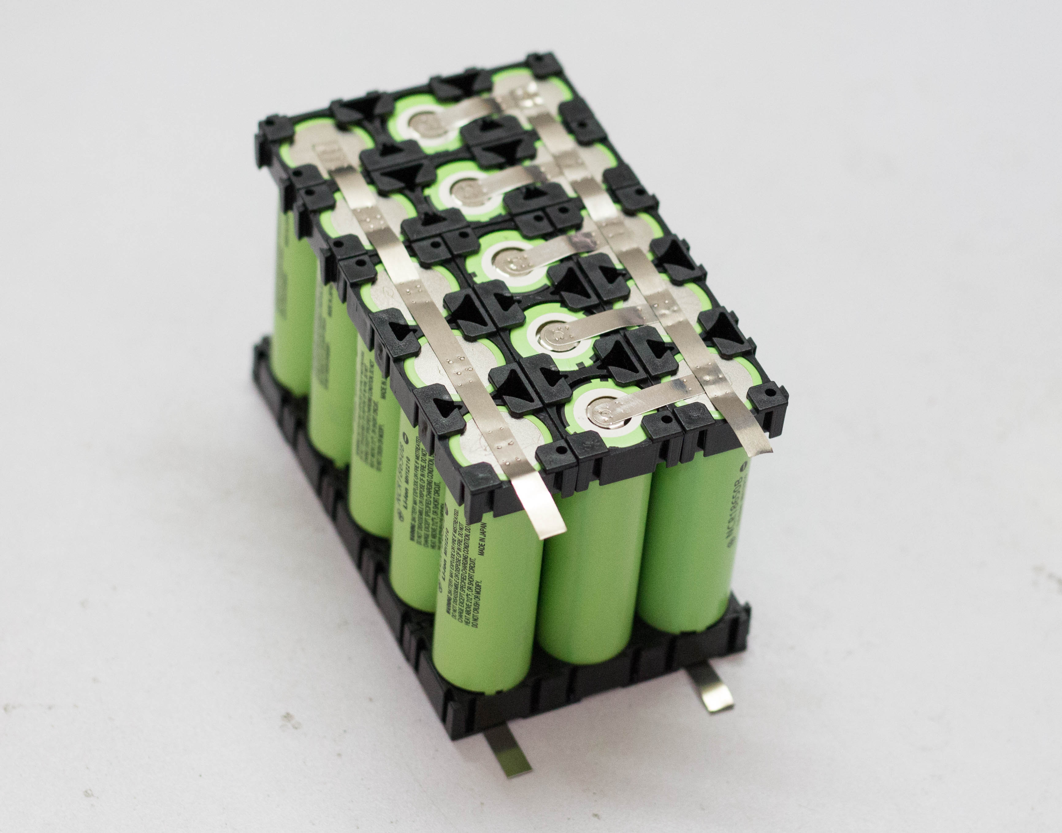 Picture of Battery Pack Capacity and Voltage