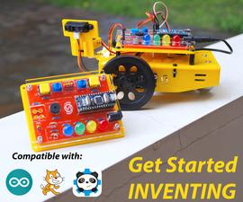 Circuit Learn NANO: One PCB. Easy to Learn. Infinite Posibilities.