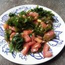 Stir Fried Seaweed