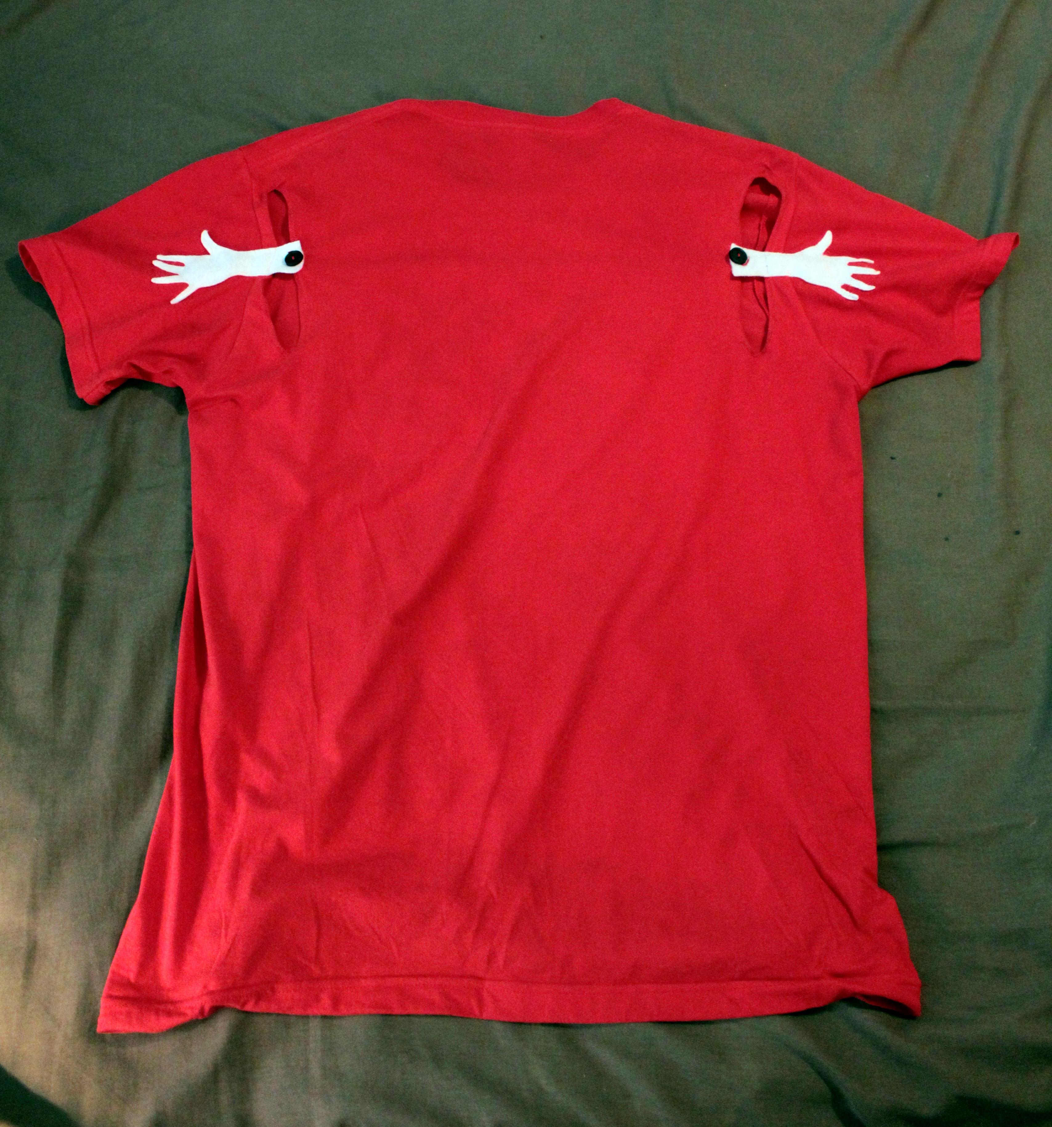 "Picture of Jodorowsky's ""Santa Sangre"" T-Shirt"