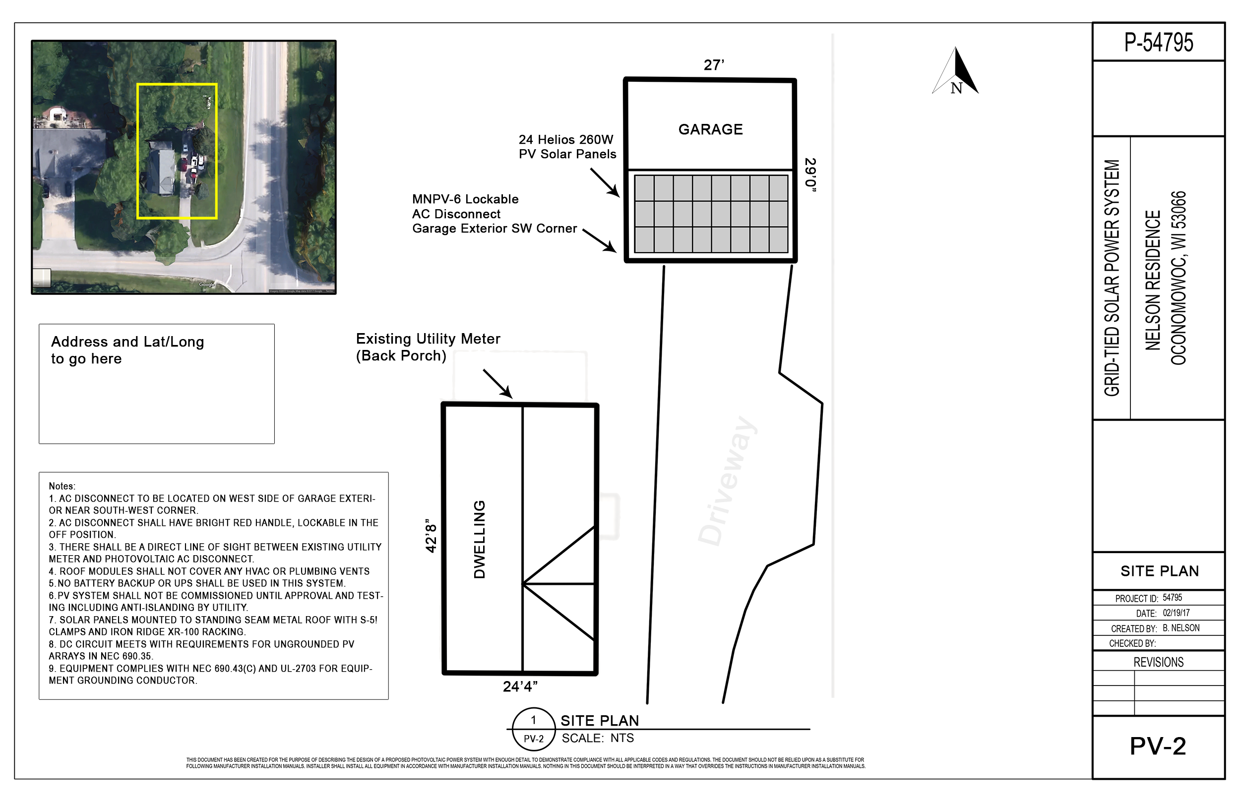 Picture of Proposal and Permitting