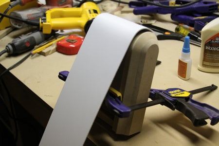 Construction - Lower Clip