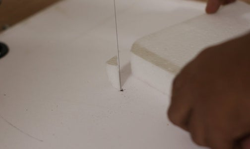 Enjoy Foam Cutting