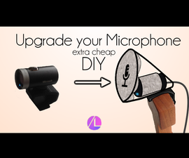 Upgrade Your Desktop Microphone (ultra Cheap)