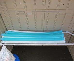 Garden Storage Wet Shelf