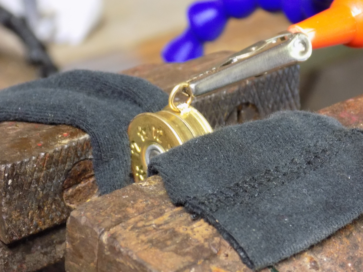 Picture of Making a Hanging Ring