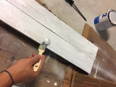 Paint the Wood
