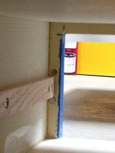 Install Magnets in Cabinet and Drawer Fronts