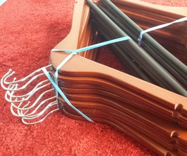 How to Pack Hangers