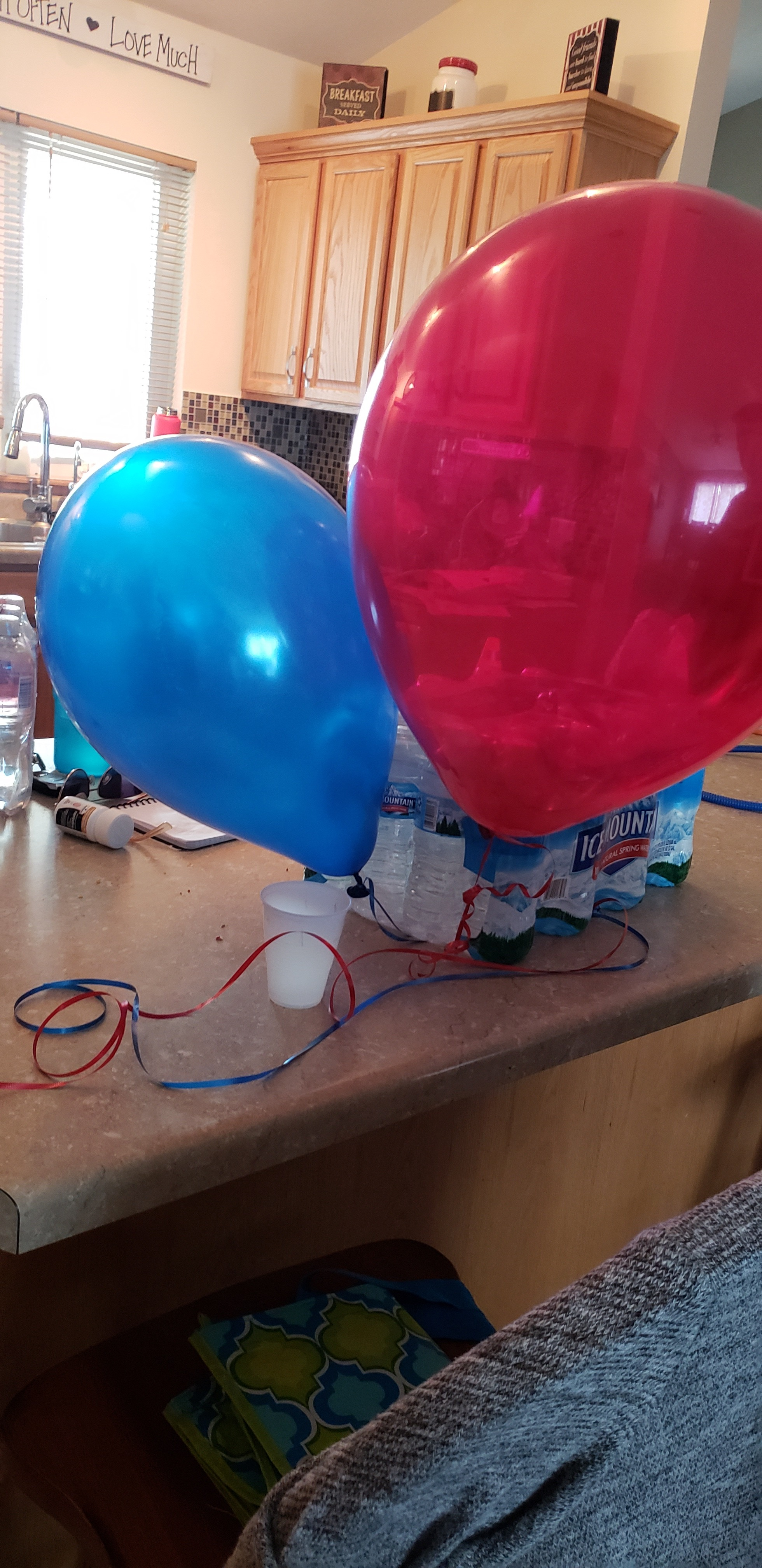 Picture of Step 1: Getting the Balloon