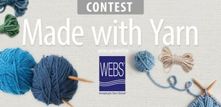 Made with Yarn Contest 2016