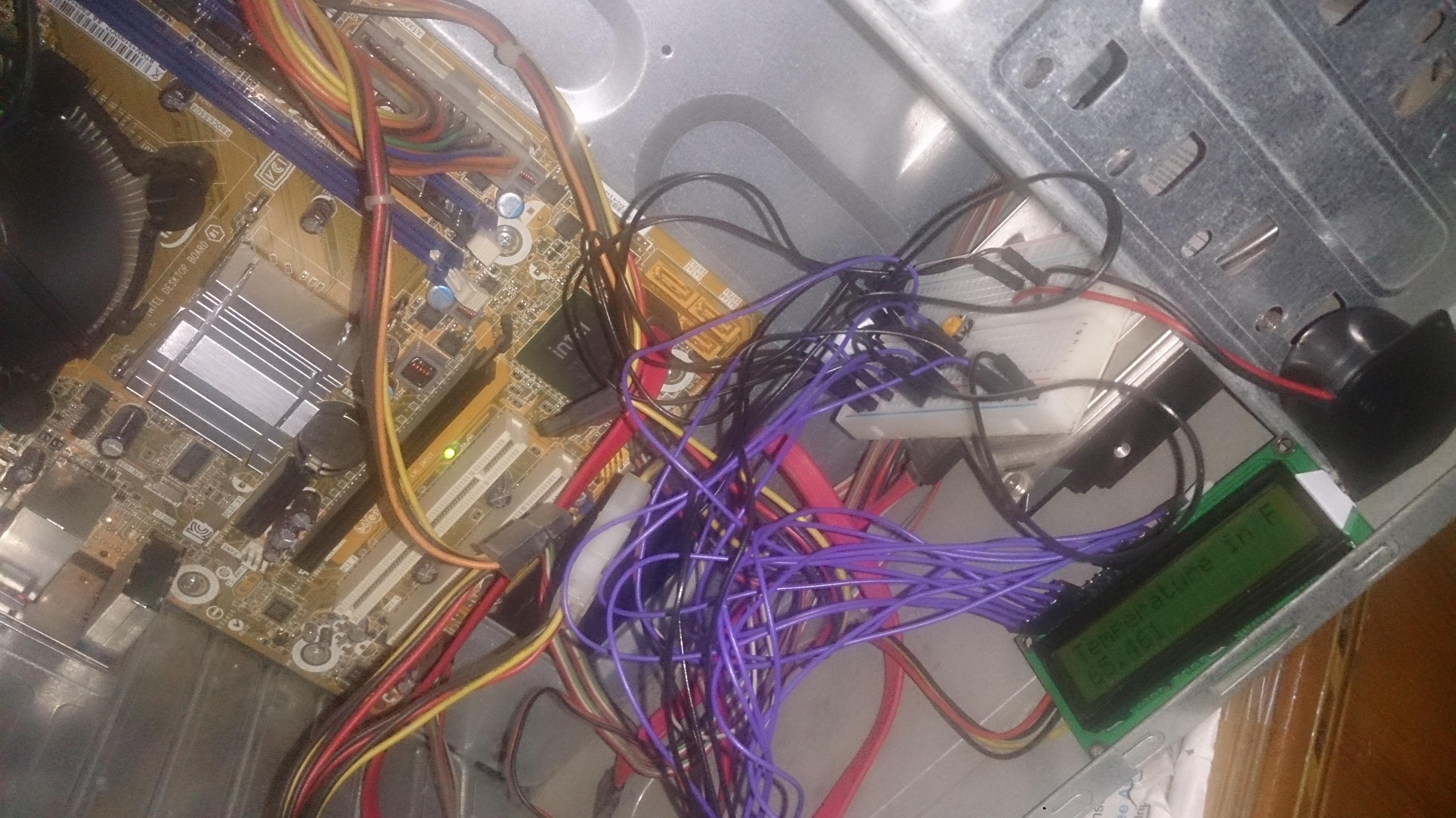 Picture of Computer Overheat Alarm