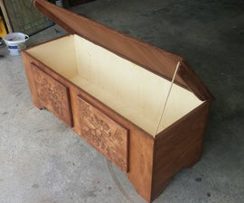 DYI Hope Chest
