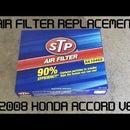 Tutorial: Replace 2008 Honda Accord V6 Air Filter