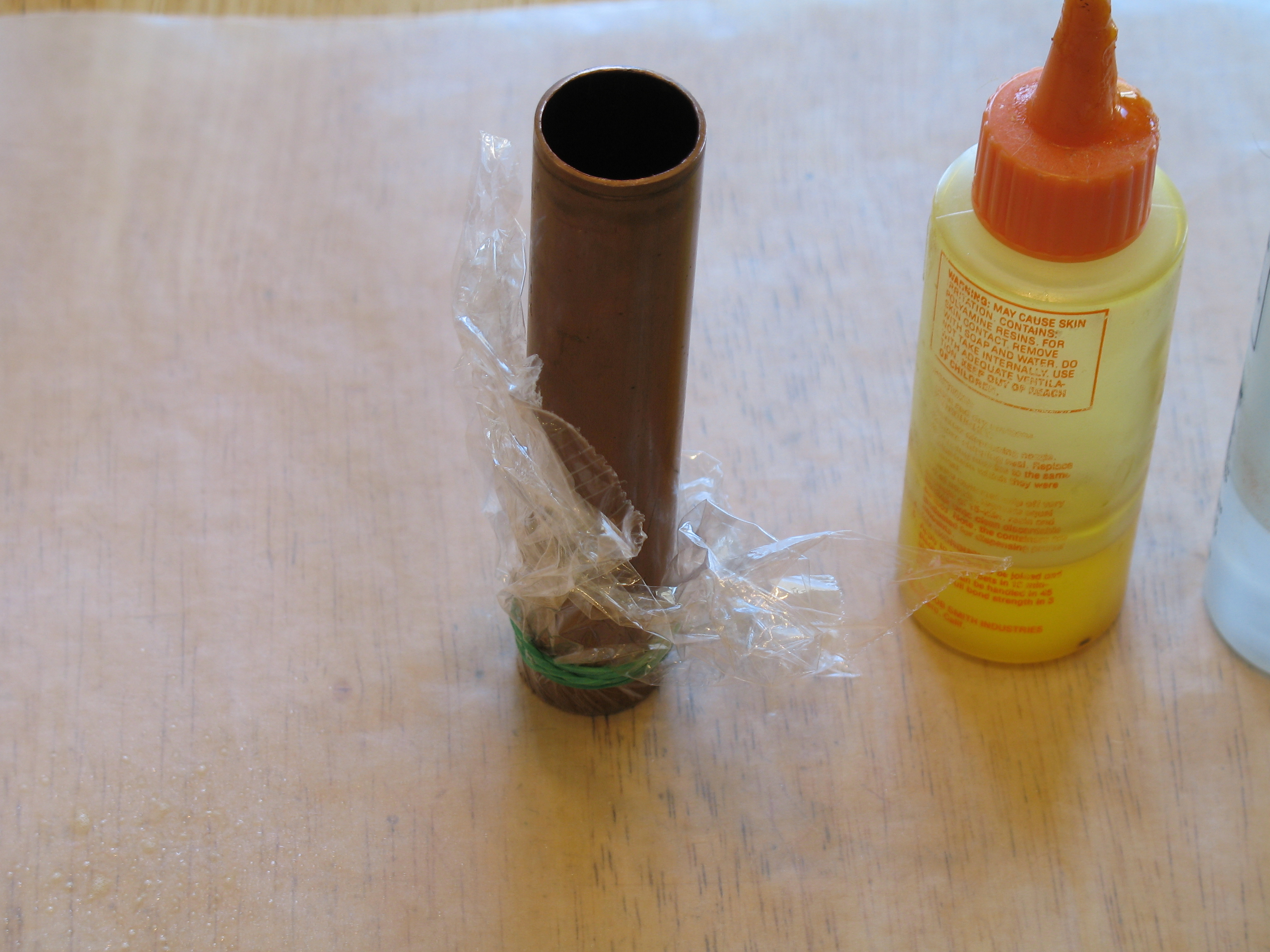 Picture of Casting and More Gluing