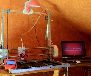 3D Printer - Working Area 40x40x40cm