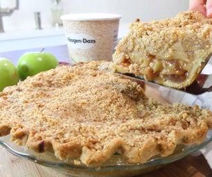 Dutch Apple Pie From Scratch DIY