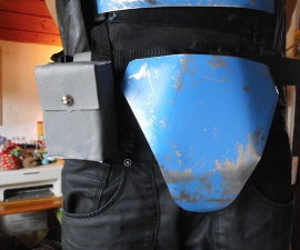 Bumbag for your Armor