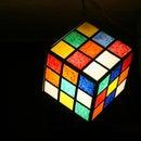 Cube Light ala Rubik Cube Light of Awesomeness