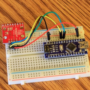 Wire the Components to a Breadboard to Verify Connectivity (optional)