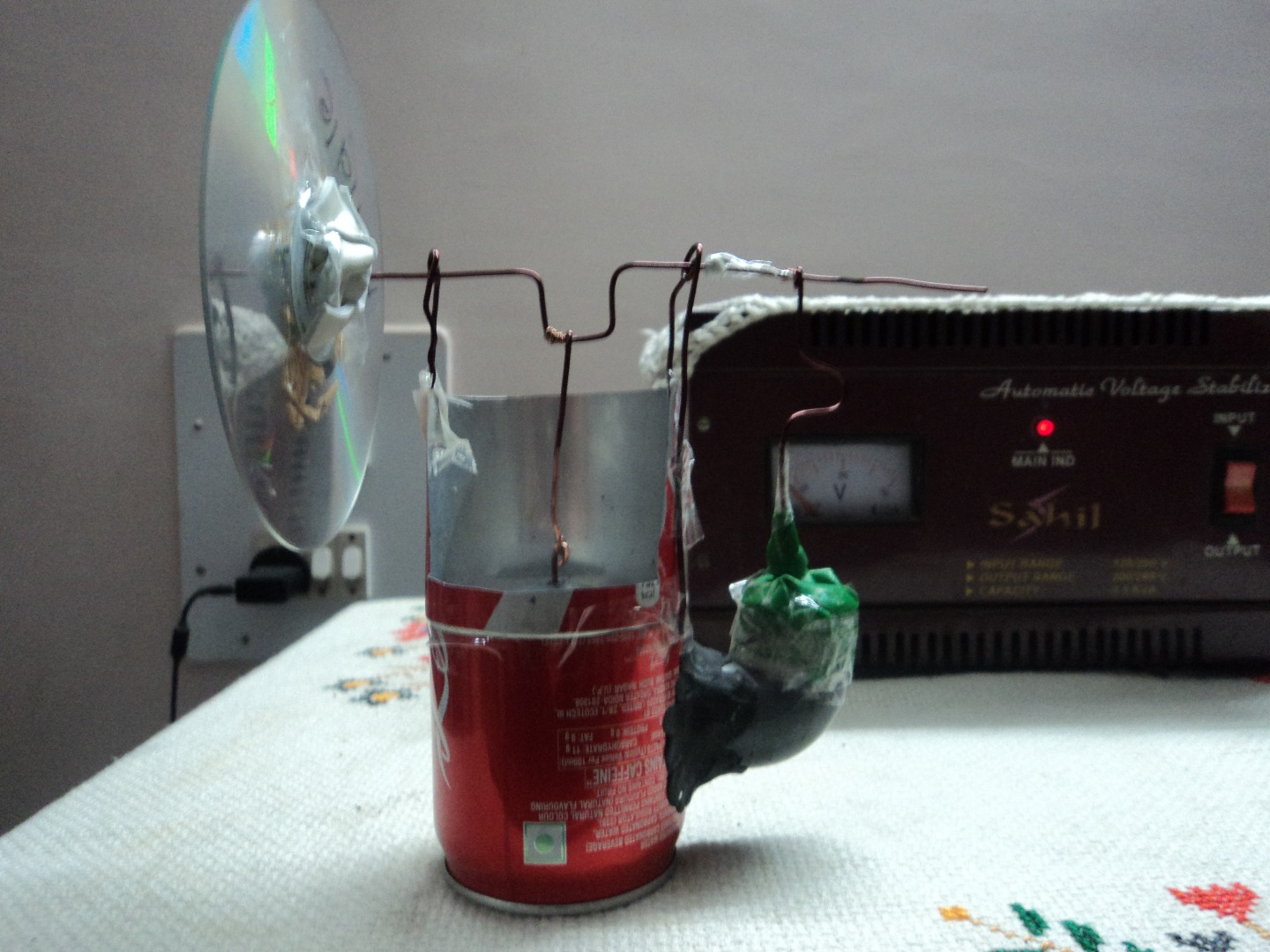 Picture of Hybrid Stirling Engine