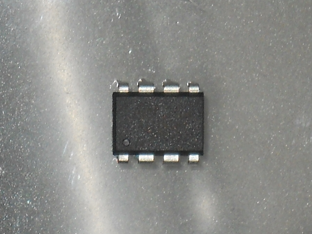 Picture of Programming Attiny.