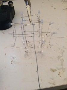 Solder the Bare Wire.