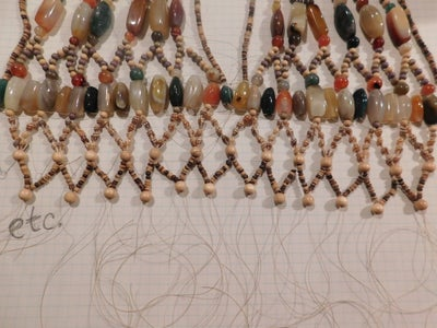 Addition of Shell Beads