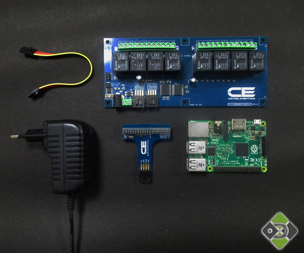 Picture of Relay Control With Raspberry Pi