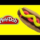 How to Make Hot Dog With Play Doh
