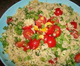 Quintessential Quinoa Salad