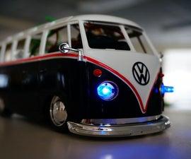 Bluetooth RC Van