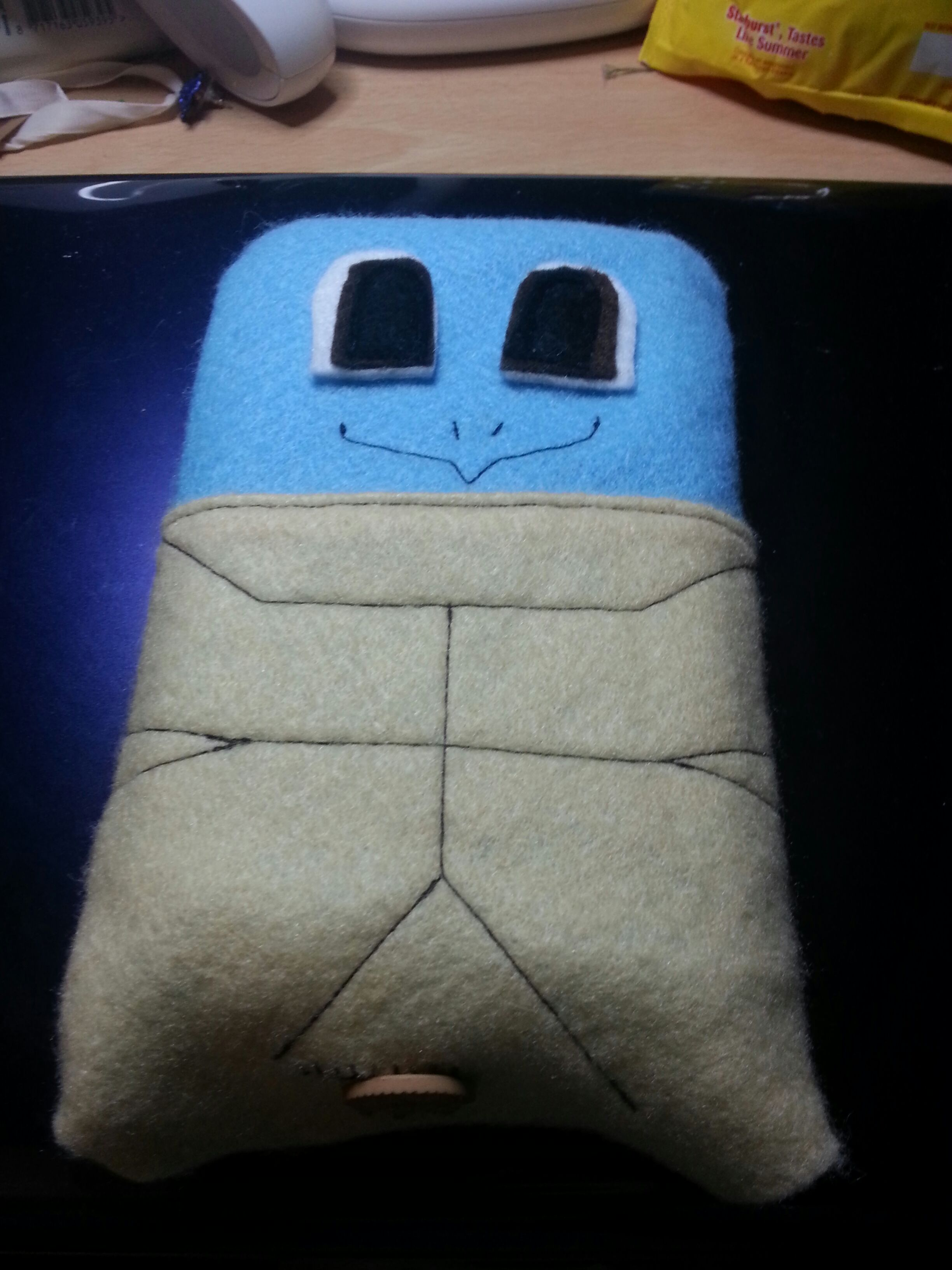 Picture of Squirtle 3ds Xl Case