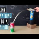 DIY Curved Mobile Camera Slider / Tripod