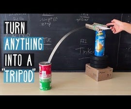 DIY Curved Phone Camera Slider/tripod