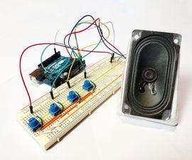 Arduino Jazz Improviser