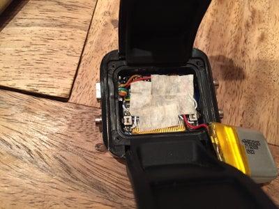 Attach Battery