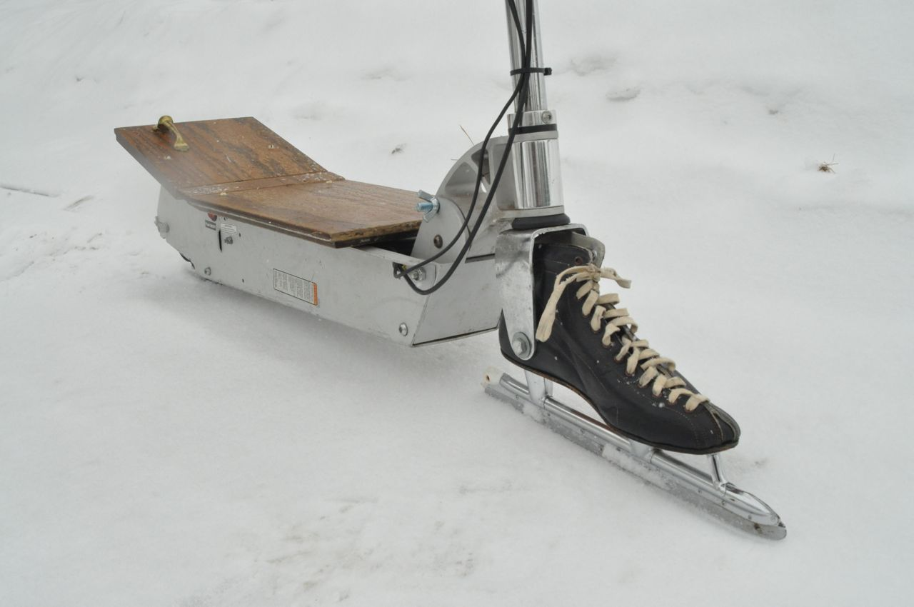 Picture of Electric Ice Scooter