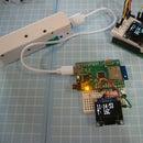 DeepSleep ,NTP Clock(OLED) + analog Sensor(LM60BIZ) with ATmega328P