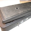 Foot-on-pedal / True Bypass crybaby wah mod
