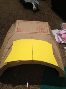 Cardboard and Foamies