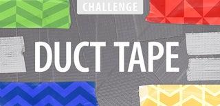 Duct Tape Challenge 2017
